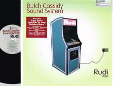 "Butch Cassidy Sound System RUDI EP 12"" Vinyl FENETIK/SOMA UK TIK 020 @N/Mint@"