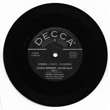 Spanish Rhapsody I/Spanish Rhapsody  II - Carmen Cavallaro - 33 1/3 RPM - NM