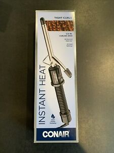 Conair Instant Heat 1/2-Inch Curling Iron – NIP