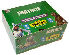 Panini Fortnite Trading Cards - 1 Display 24 Booster Tüten