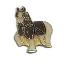 Wholesale Lot of 12 Clydesdale Horse Pins Fast Usa Shipping