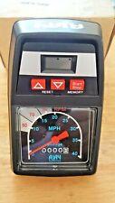 Vintage AJAX Exercise Bike Speedometer  Miles MPH RPM NOS