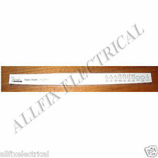Fisher & Paykel White 912T, 913T Front Panel Decal - Part # FP521234