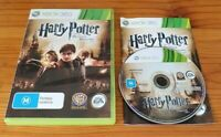 Harry Potter and the Deathly Hallows Part 2 AUS PAL XBOX 360 *COMPLETE*