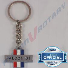 V8 Keyring Key Chain Like Grille Badge Chrome for EH Holden 179 V6 Grill