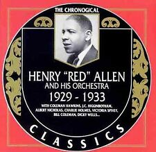 The Chronological Classics, 1929-1933, Allen, Henry Red, , New
