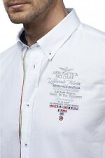 camicia dell'AERONAUTICA MILITARE nuova collezione 2016 col. Bianco