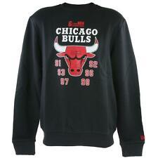New Era Herren Sweatshirt NBA Chicago Bulls Team Champions Pullover Sweater