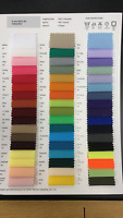 """Gabardine Polyester Suit Trouser Fabric 60"""" Wide superior quality £4.99 per/mtr"""