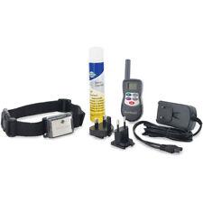 Petsafe Ferntrainer 275m 15 Stufen Spray Halsband Erziehungshalsband Akku NEU #