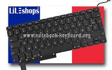 "Clavier Français Orig. Pour Apple MacBook Pro 15"" Unibody A1286 Mi2009-2013 NEUF"