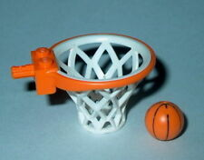 "NBA BASKETBALL Lego Basketball Hoop"" RIM,NET & BASKETBALL ""  Genuine Lego NEW"