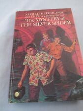 The Three Investigators: The Mystery of the Silver Spider #8 by R. Arthur