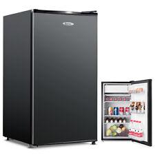 Kühlschrank mit Gefrierfach Gefrierschrank Kühl Gefrierkombination 91L