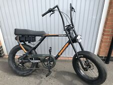 Barracuda Rogue Fat Tyre Electric Bike, Upgraded Parts & With Second Battery