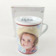 The Danbury Mint Shirley Temple Rebecca of Sunnybrook Farm 1938 Collectors Mug