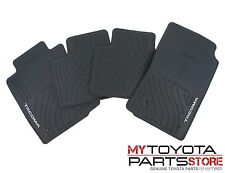 2005-2011 Tacoma Floor Mats All Weather Mats (DOUBLE CAB) Toyota PT908-35002-02