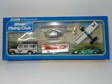 (C) Corgi WINGS FLYING CLUB Marks & Spencer LARGE GIFT SET - 8401