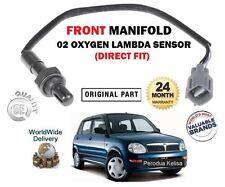 PERODUA KELISA 1.0i 2002> NEW DIRECT FIT FRONT MANIFOLD 02 OXYGEN LAMBDA SENSOR