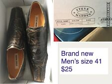 c1ac04d18fd Steve Madden Shoes - Men's Dress Footwear for sale | eBay