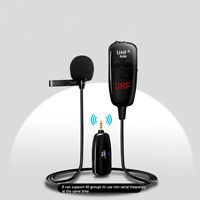 U12GS Professional UHF Wireless Microphone with Display for Mobile Phone Speech