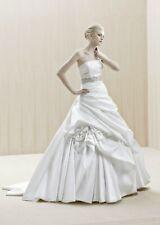 "Blue by ENZOANI "" Ekati"" $1900 Bridal wedding dress bridal gown Diamond W 10 NEW"