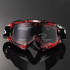 Enduro Motocross Motorcycle Eye wear Off-Road MX Windproof Helmet Goggles