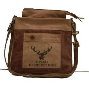 Reindeer Sling Bag
