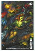 Harley Quinn & Poison Ivy #3 2019 David Finch Card Stock Ivy Variant DC Comics