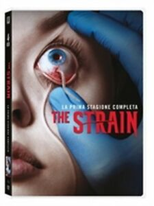 The Strain - Stagione 1 (4 DVD) - ITALIANO ORIGINALE SIGILLATO -