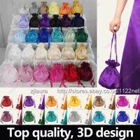 32 colour wedding birdal dolly bag handbag bags for bridesmaid flower girl dress