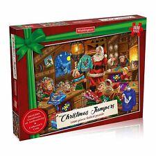 Waddingtons Christmas Puzzle - Christmas Jumper-37174