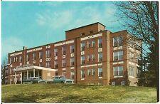 Grace Hospital in Morganton NC Postcard
