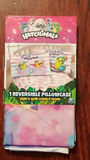 NIB Hatchimals Reversible Pillowcase FREE 1st CLass Shipping!