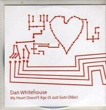 (DB276) Dan Whitehouse, My Heart Doesn't Age - 2012 DJ CD