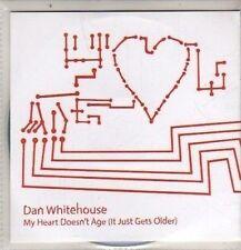 (DB276) Dan Whitehouse, My Heart Doesn't Age - 2012 DJ CD