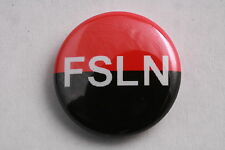 Nicaragua FSLN Sandinista Socialist Party Pin Badge Button Civil War Sandino