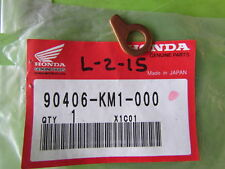 Honda Elite CH 250 CH250 1985-1988 NOS Copper Washer OEM p/n 90406-KM1-000