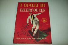GIALLI DI ELLERY QUEEN-N. 59-M.MILLER/J.R.MACDONALD/J.SYMONS/A.H.Z.CARR-GARZANTI