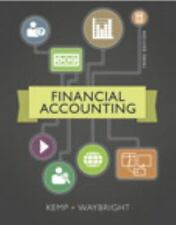 Financial Accounting, Student Value Edition by Jeffrey Waybright and Robert...