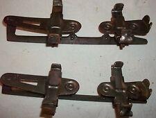 Alte Schlittschuhe N° 9 -  24 aus STAHL-REMUS Marke-Hersteller
