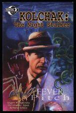 Kolchak The Night Stalker Fever Pitch Trade Paperback TPB Stuart Kaminsky Horror