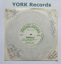 "EMERALD - Crying My Heart Out For You *SIGNED* - Ex 7"" Single Front Room REB 001"
