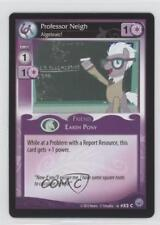 2013 My Little Pony Collectible Card Game #52 Professor Neigh Gaming 1i3