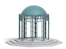 NEW 2017 RELEASE : HO Busch # 1578 : Park Gazebo with Dome MODEL BUILDING KIT