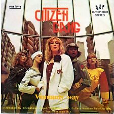 "CITIZEN GANG   "" Womanly way  /  People of the world  ""   45GIRI"