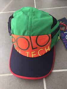 Polo Ralph Lauren Hi Tech Hat 5 Panal L