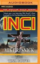 INCI by Mike Resnick MP3 Audio Brand New Sealed Audiobook Free Shipping