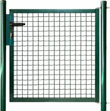 Cancello pedonale per recinzione 100 X H 115 cm colore verde marca PAPILLON