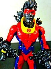 Hasbro Marvel Legends Series Collection 6-inch Marvel?s Sunspot Loose~